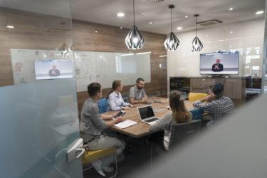 Web会議・テレビ会議システム7選を徹底比較【2021年版】