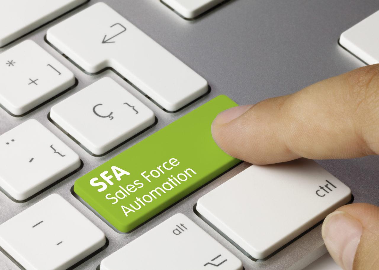 SFA(営業支援システム)
